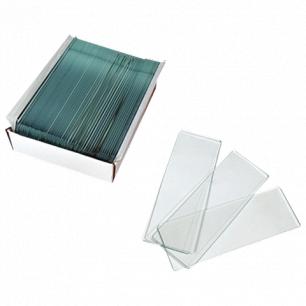 Стекла предметные LEVENHUK G50, для изготовления микропрепаратов, 75х25мм, 1000-1200мкм, 50шт, 16281