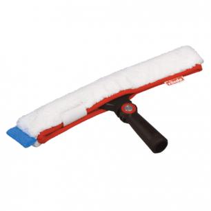 """Щетка для мытья окон VILEDA """"Эволюшн"""" + шубка из микрофибры, ширина 35см, (черенок-ручка 602105)"""