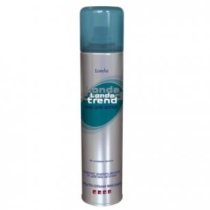 """Лак для волос LONDA TREND (Лонда Тренд)  250мл, """"Ультрасильная фиксация"""", ш/к 11677"""