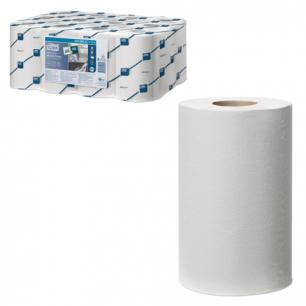 Бумага протирочная/полотенца TORK (M3)  Reflex, КОМПЛ. 12шт, 120м, центр.вытяж, (дисп.602995), 473246
