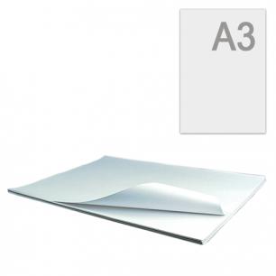 Ватман ф. А3 (297 х 420мм), 200г/м ГОЗНАК С-Пб, с водяным знаком