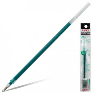 Стержень гелевый BEIFA 135 мм, 0,6мм, упаковка с европодв., PX666-GR, зеленый