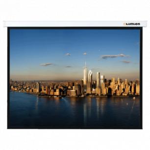Экран проекционный LUMIEN MASTER PICTURE, матовый, настенный, 180х180см, 1:1, LMP-100103