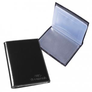 Бумажник водителя BEFLER натур. кожа, 6 пласт.карманов, черный, BV.1-1, ш/к-20013