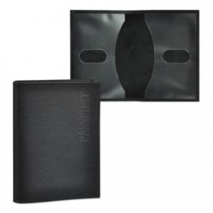 """Обложка для паспорта BEFLER """"Грейд"""" натур. кожа, тиснение """"Passport"""", черная, O.1.-9, ш/к-85984"""