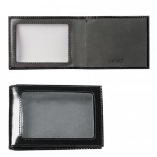 """Обложка д/удостоверения BEFLER """"Classic"""" натур. кожа, с окном, черная, F.13.-1,ш/к-30018"""