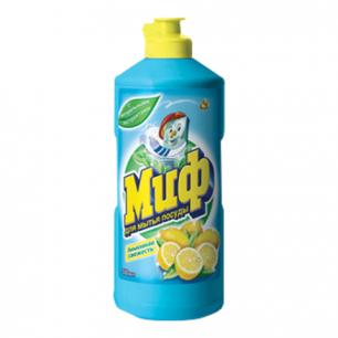 """Средство для мытья посуды МИФ 500мл, """"Лимонная свежесть"""", ш/к 97842"""