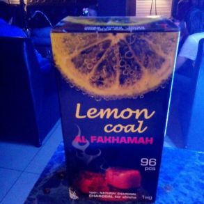 """Уголь Al FAKHAMAH """"Лимонный"""""""