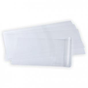 Обложка ПП для учебника и тетради, А4, STAFF, универсальная, плотная, 300*590 мм, 223076