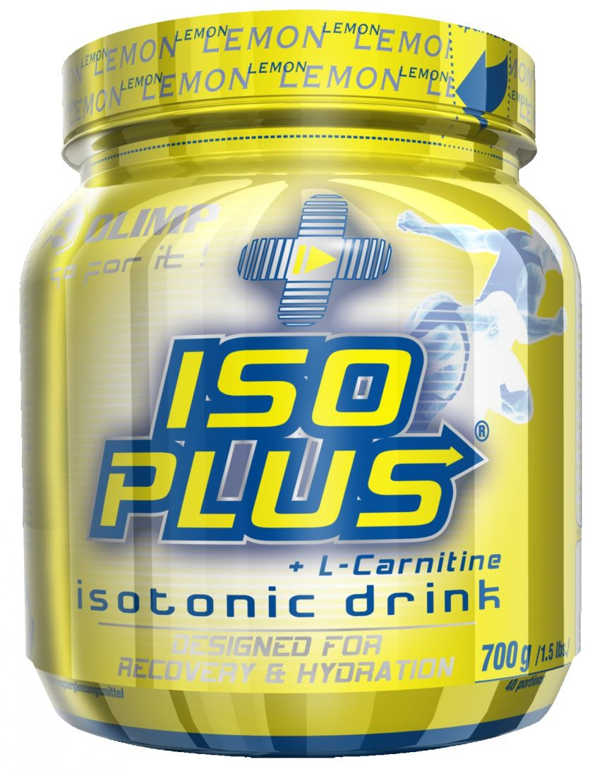 Iso Plus Powder (700 гр.)