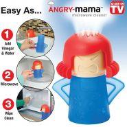 Очиститель микроволновок Angry Mama (Энгри мама)