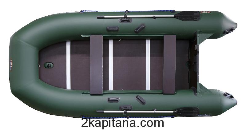 Лодка надувная Профмарин (Profmarine) PM 320 ELS+ 9