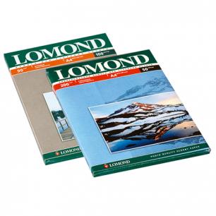 Фотобумага LOMOND д/струйной печати А4, 90г/м, 100л., односторонняя, матовая (0102001)