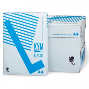 """Бумага офисная А4, класс """"C"""", KYM LUX CLASSIC, 80г/м, 500л., Финляндия, белизна 95%, 150% (CIE)"""