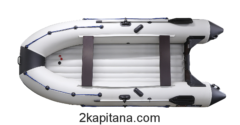 Надувная ПВХ лодка Профмарин (Profmarine) PM 350 Air, моторно-гребная, килевая
