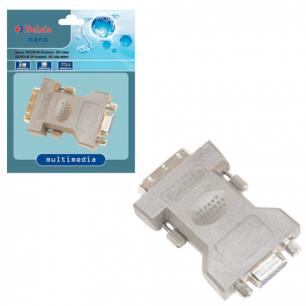 Адаптер (переходник)  VGA F (розетка) -DVI-I M (вилка)  BELSIS BW1474