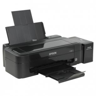 Принтер струйный EPSON L132 А4 5760х1440 27стр/мин с СНПЧ (без кабеля USB)