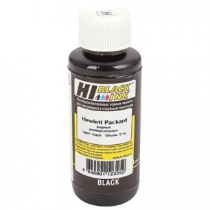 Чернила HP универсальные, черный 0,1л HI-BLACK СОВМЕСТИМЫЕ