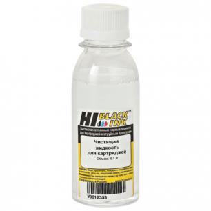 Чистящая жидкость для струйных картриджей (Hi- Black)  0,1 л СОВМЕСТИМЫЕ