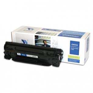 Картридж лазерный HP (CB435A)  LaserJet P1005/P1006, ресурс 1500 стр. NV PRINT СОВМЕСТИМЫЙ