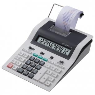 Калькулятор CITIZEN печатающий CX-121N, 12 разрядов, 260*194мм (бум.ролик 110364, картридж 250197)