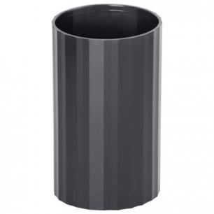 "Подставка-органайзер СТАММ ""Гранд"" (стакан для ручек), 70*70*110 мм, черная, СН21"