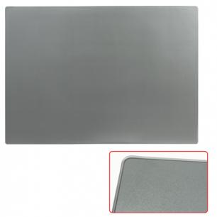 Коврик-подкладка настольный для письма (655*475 мм), прозрачный серый, ДПС, 2808-506