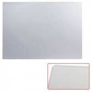 Коврик-подкладка настольный для письма (655*475 мм), прозрачный матовый, ДПС, 2808