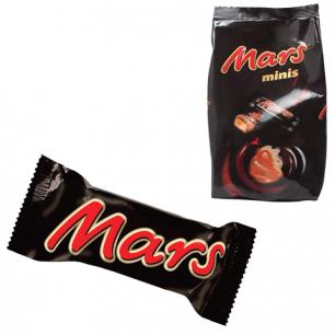 """Шоколадные батончики MARS """"Minis"""", 182г, 2261"""