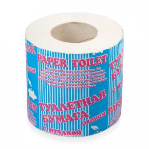 Бумага туалетная, 35м, на втулке (эконом), ш/к 50149
