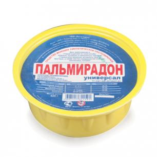 Чистящее средство ПАЛЬМИРА-ДОН 420г, паста, ш/к 11591