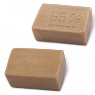 Мыло хозяйственное 65%, 200г (ЭФКО), без упаковки, Х102/1/80332