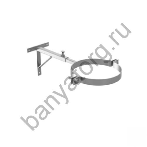 Стеновой кронштейн телескопический
