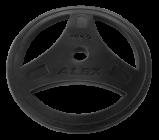 Диски P-ROB-ALEX обрезиненные (чёрные) Д-51мм