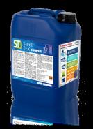 Жидкость для промывки теплообменника STEELTEX® COOPER