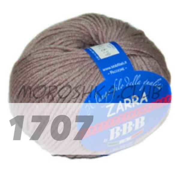 Кирпично-коричневый Zarra BBB (цвет 1707)
