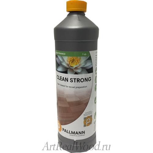 Чистящая эмульсия Clean Strong Pallmann