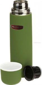"""Термос """"Арктика"""" с узким горлом 103-1000 (с резиновым напылением зеленый, 1000 мл)"""