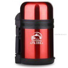 Купить Термос Арктика с широким горлом 202-1200 (1200 мл) красный