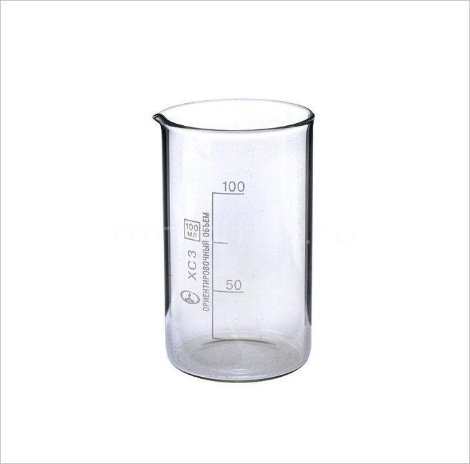 Мерный стакан, 150 мл (стекло)