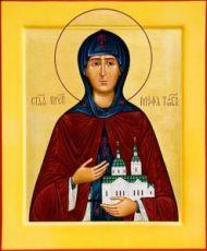 Икона Марфа Тамбовская (рукописная)