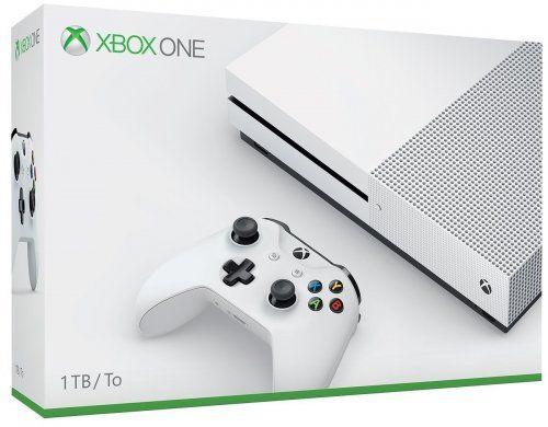 Игровая приставка Microsoft Xbox One S 1 ТБ + Бонус (Фигурка Funko)