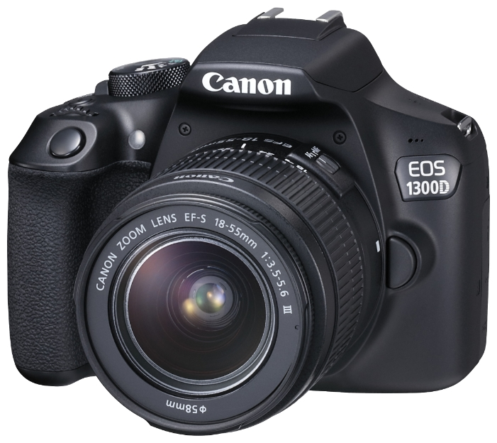Canon EOS 1300D Kit EF-S 18-55mm IS II