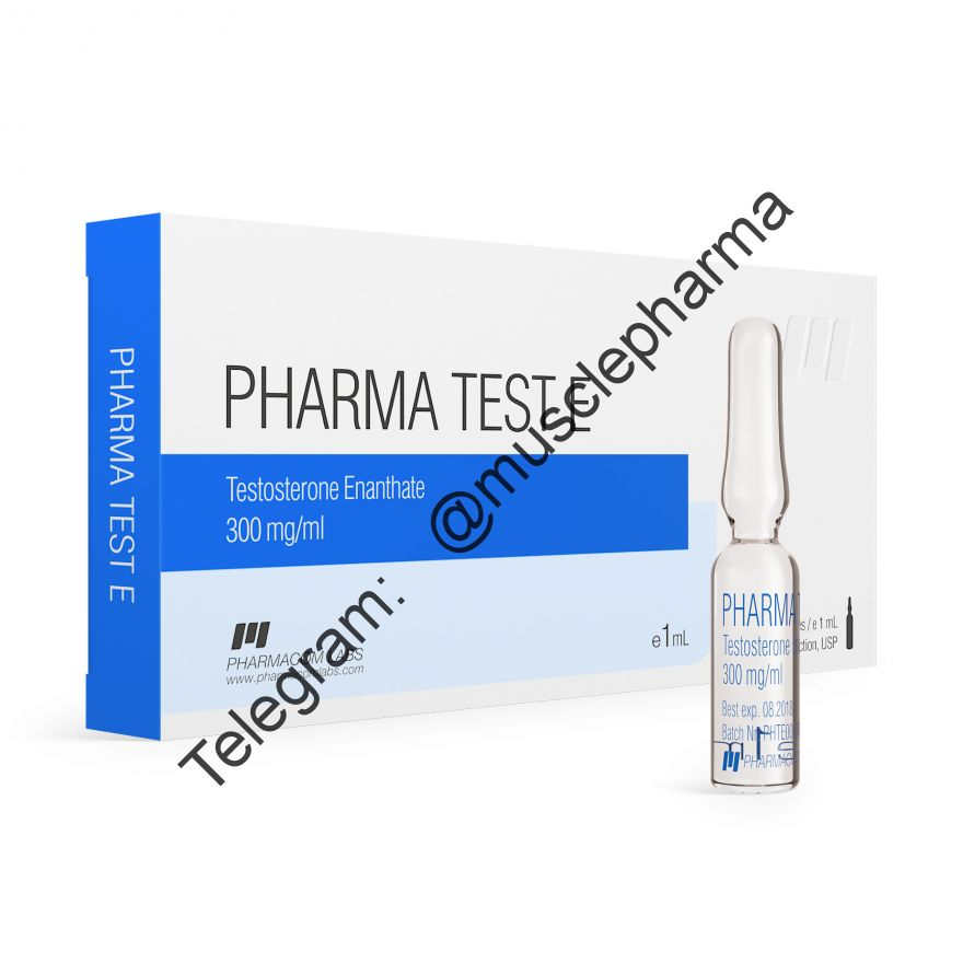 PHARMATEST E 250 (PHARMACOM LABS). 250mg/ml. 1  ml * 1 ампула