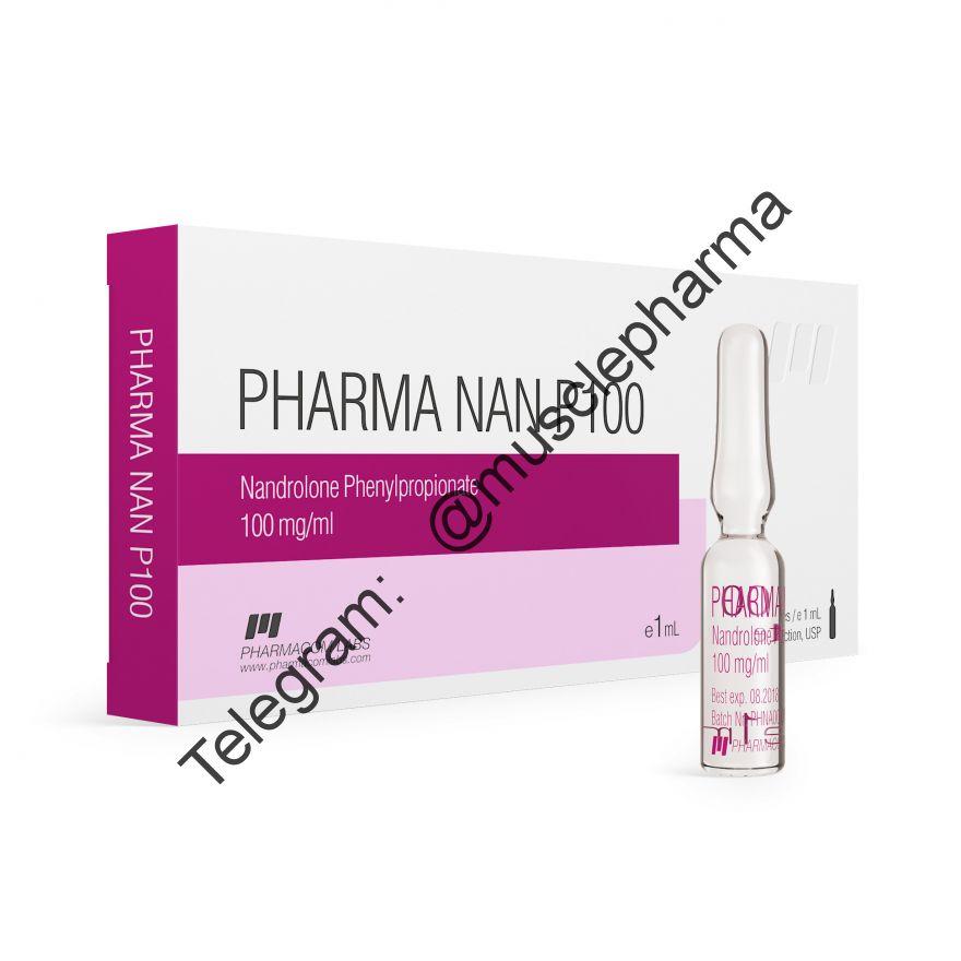 PHARMANAN-P 100 (ФЕНИЛ). 100mg/ml 10ml. 1 ml * 1 ампула