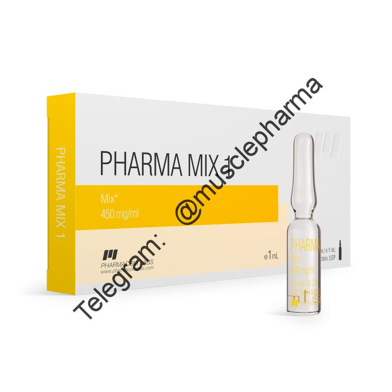 PHARMAMIX 1 (ФАРМАКОМ). 450 mg/ml 1 ml * 1 ампула