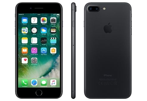 Apple iPhone 7 Plus 128Gb Black  A1784