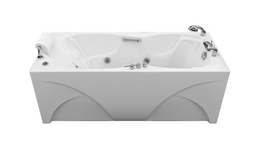 Акриловая ванна Triton Цезарь 180х80