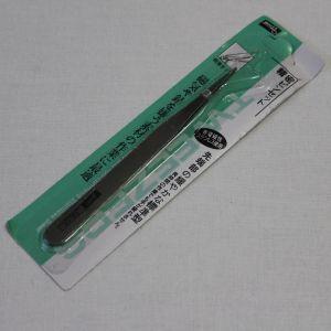 Пинцет прямой TS-10, 11,5 см (1уп = 5шт)