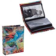 Фотоальбом (10х15 см,80 фото, 40 листов, 2 фото на листе), 18х14х5 см (арт. 13323)